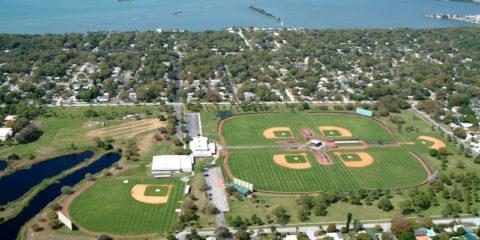 Baseball City St. Pete Facility